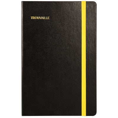 Trouvaille Hardcover Dotted Notebook