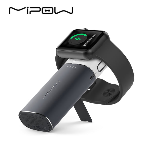 Portable iPhone & Apple Watch Power Bank