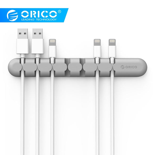 Silicon Cable Organiser