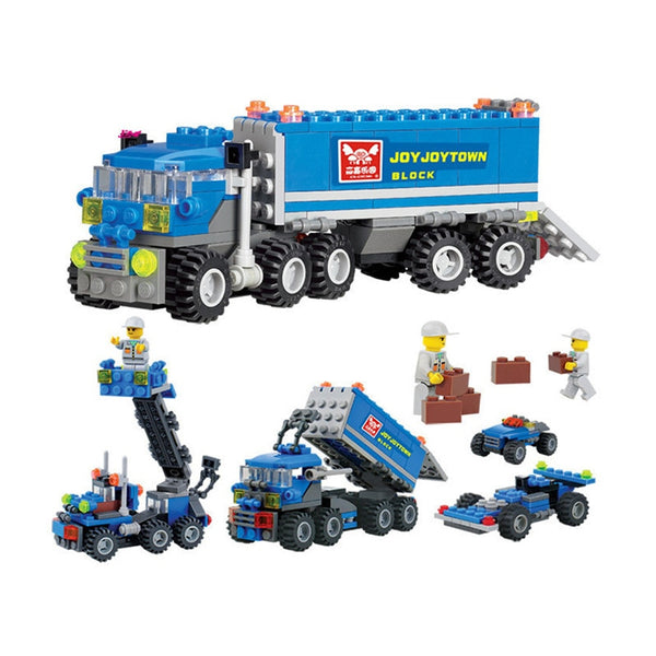 Multifunction Truck Block Toy