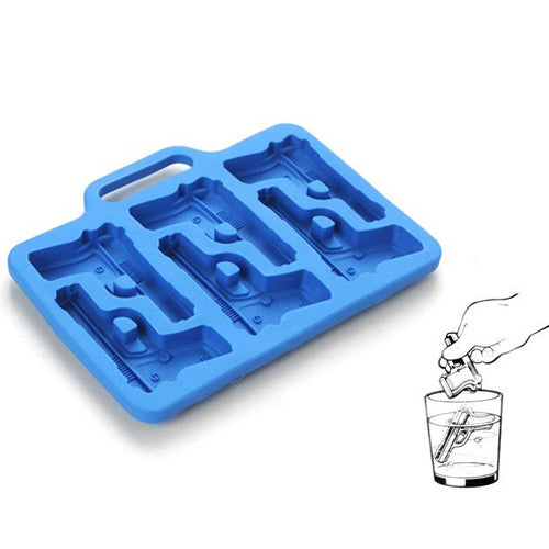 Pistol Ice Tray
