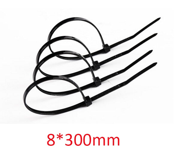 Heavy Duty Cable Ties 250 Pack