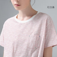 Women Stripes T-Shirt