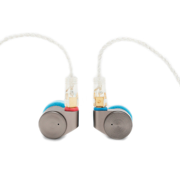 Double Dynamic Driver HiFi Earbuds