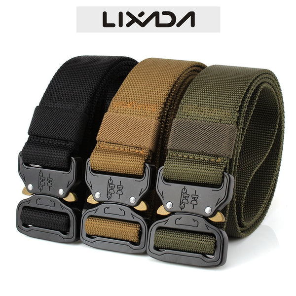 Heavy Duty Belt & Buckle