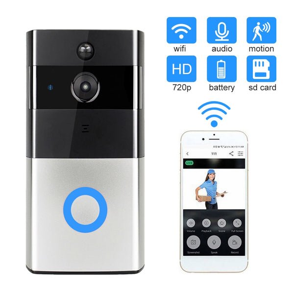 WI-FI Video Intercom
