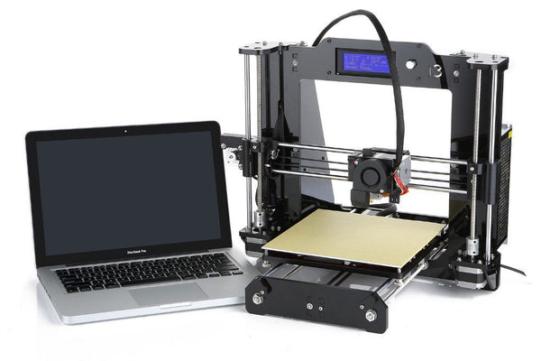 Reprap Prusa Migbot I3 3d Printer With Extras