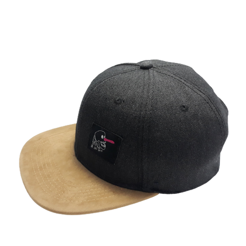 6 PANELS MAVS CAP - VINTAGE BLACK