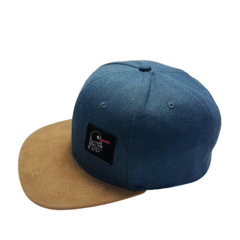 6 PANELS MAVS CAP - DENIM BLUE