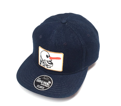 6 PANELS WACO CAP - DENIM