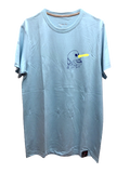 NN TEE - LIGHT BLUE