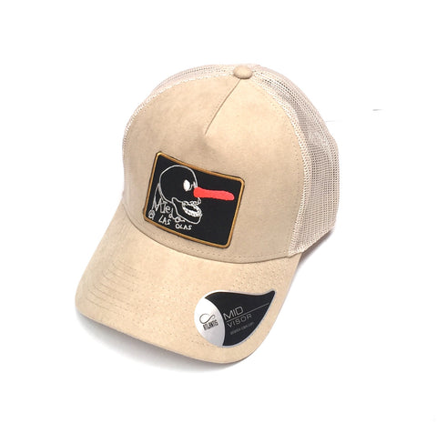 KANDUI TRUCKER CAP - CREAM