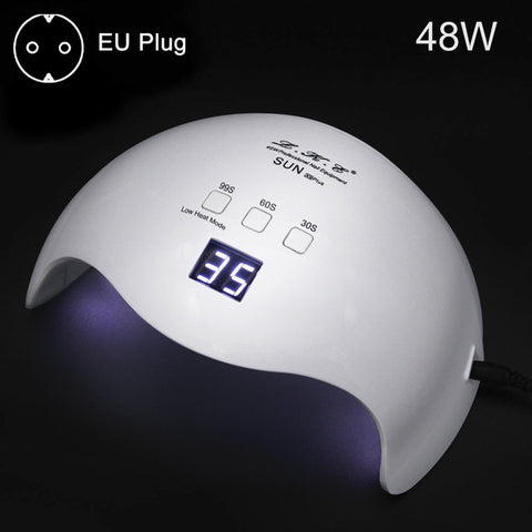 UV Nail Dryer LED Lamp