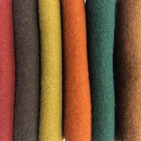 Woven Wool Autumn Bundle