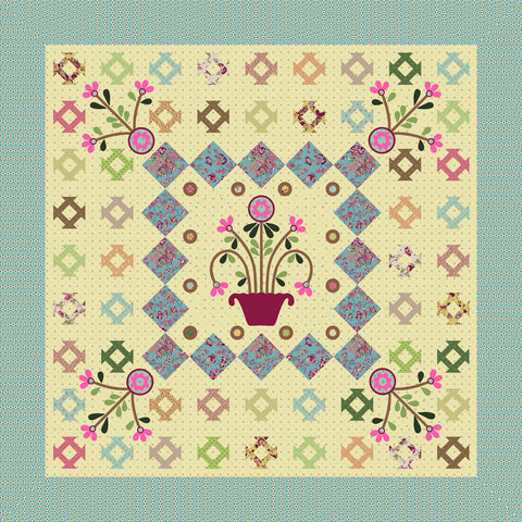 Callington Mill Quilt Pattern
