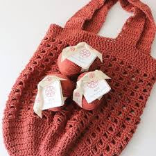 KPC Square Mesh Market Bag Kit