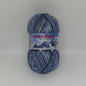 Monte Bianco 4ply Sock Yarn Colour 508