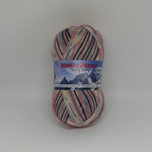 Monte Bianco 4ply Sock Yarn Colour 502