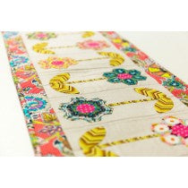Flower Patch Table Runner Pattern