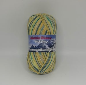 Monte Bianco 4ply Sock Yarn Colour 506
