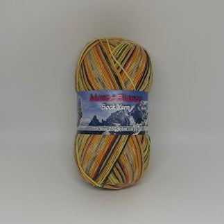 Monte Bianco 4ply Sock Yarn Colour 504