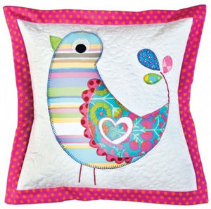 Hot Possum Big Birdie Cushion Pattern