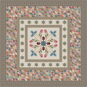 Harrington Quilt Pattern