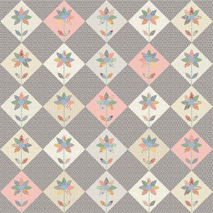Daisy Chains Quilt Pattern