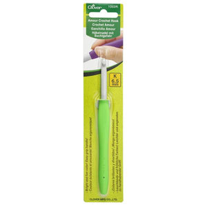 Clover Amour 6.50mm Crochet Hook