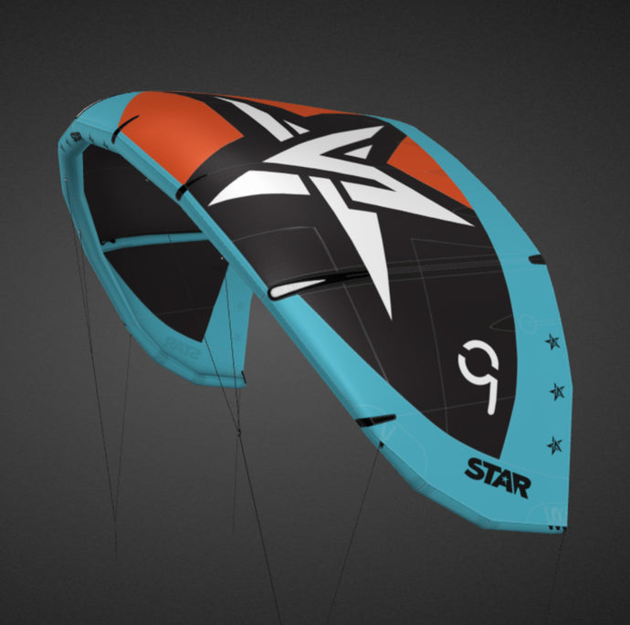 Star Kiteboarding Taina Kite V9 (2020)