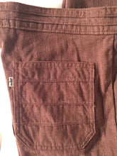 "1970s Men's Vintage Rust Colored Levi's Corduroy Flare Pants 34"" x 34"""
