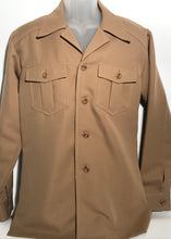 1970s Men's Tan Leisure Jacket Size Large RENTAL L561