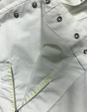 Vintage 1970s Dentist Doctor Jacket Naru Collar
