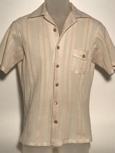 Gantry Vintage 1970s Men's Disco Short Sleeve Shirt Size Medium RENTAL