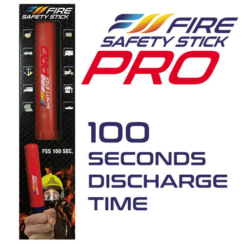 Fire Safety Stick - All-New Fire Extinguisher!