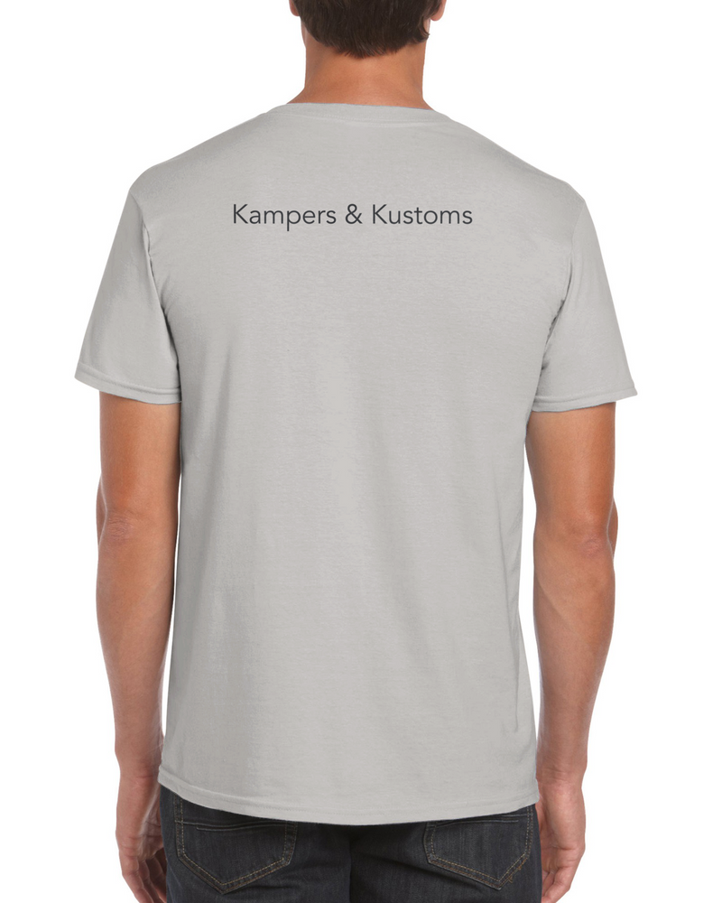 Kampers & Kustoms Classic Unisex Crewneck T-shirt