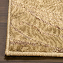 Emrys Abstract Modern Sheen Finish Rug