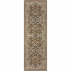 Halifax Area Rug, Oriental Design, Traditional