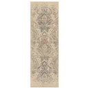 Otomar Vintage Damask Distressed Rug