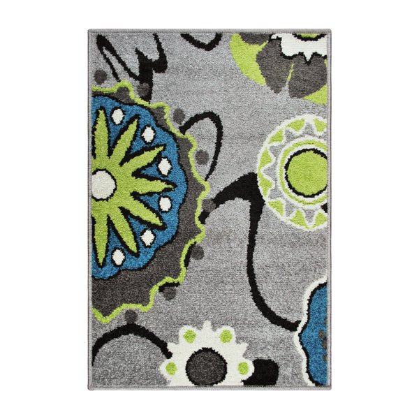 Lana Multi-color Rug Area Rug Collection