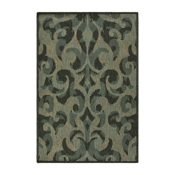 Aldaine Area Rug Damask Collection