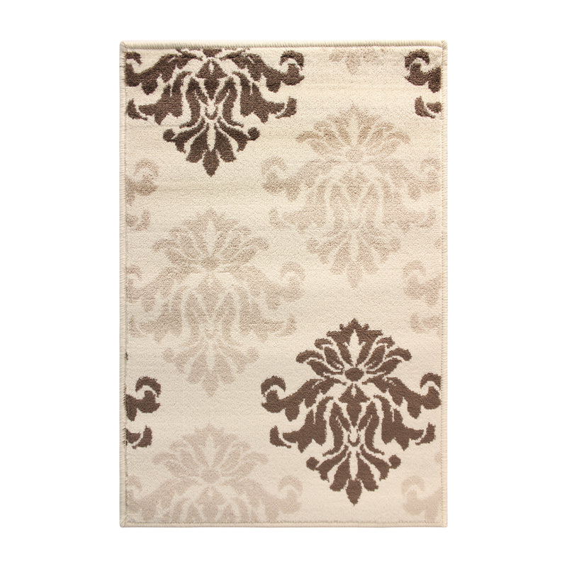 Designer Casper Black Area Rug Collection