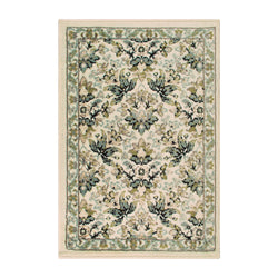 Madeleine Area Rug, Floral Damask, Lattice, Oriental, Contemporary
