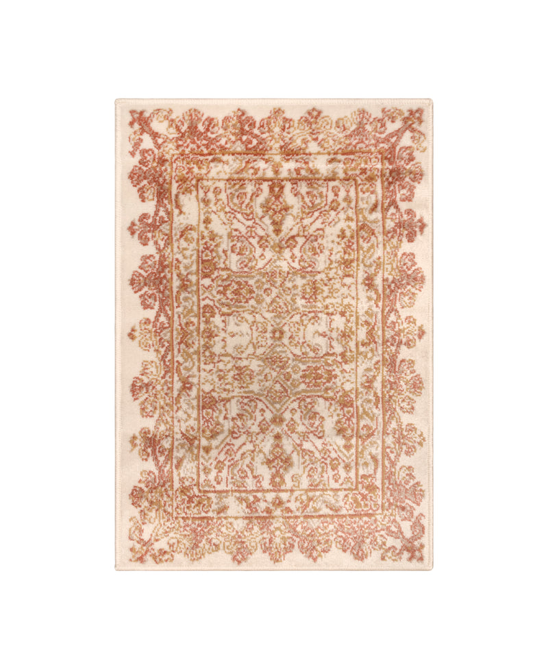 Myel Oriental Mid-Century French Pattern Rug