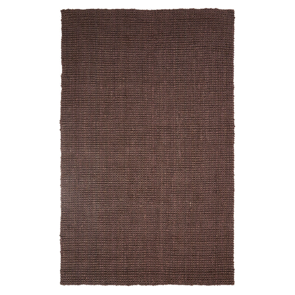 Kula Jute Rug, Hand Woven, Eco-Friendly, Coastal Setting, Rustic