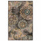 Ceyone Contemporary Floral Rug