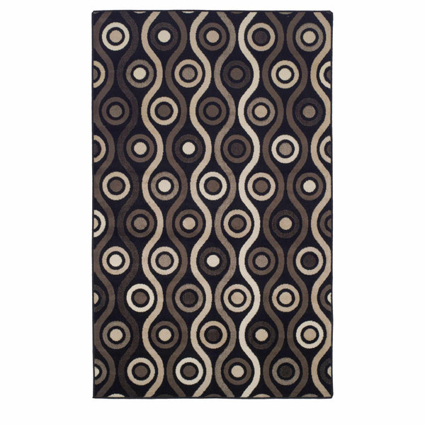 Archer Abstract Area Rug Collection