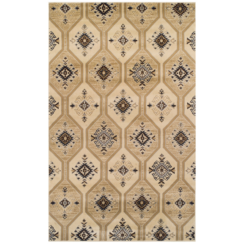 Aurora Traditional Woven Tapestry Rug