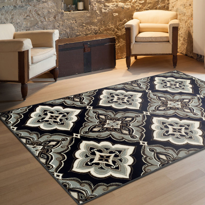 Crawford Area Rug Collection