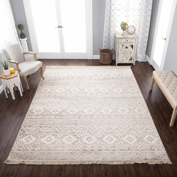 Genaine Geometric Indoor Area Rug